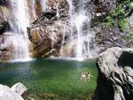 Wasserfall bei St. Martin - Südtirol by Ralf Mayer