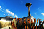 Seattle-Center - Washington State by Ralf Mayer