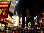 Times Square - New York City by Ralf Mayer