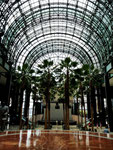 Winter Garden Financial District - New York City by Ralf Mayer