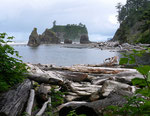 Ruby Beach - Pacific Coast Washington State by Ralf Mayer