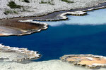 Colored Water - Yellowstone Nationalpark by Ralf Mayer