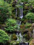 Japanischer Garten Portland - Oregon by Ralf Mayer