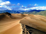 Great Sand Dunes - Colorado by Ralf Mayer