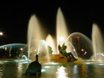 Swann memorial Fountain - Philadelphia - Pennsylvania by Ralf Mayer