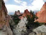 Garden of the Gods - Colorado by Ralf Mayer