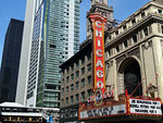 Chicago - Chicago Theatre by Ralf Mayer