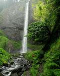 Latourell Falls - Oregon by Ralf Mayer