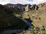 Smith Rock State Park - Oregon by Ralf Mayer