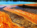 Grand Prismatic Spring - Yellowstone Nationalpark by Ralf Mayer