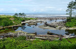 Kalaloch - Pacific Coast Washington State by Ralf Mayer