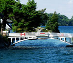 Grenze USA-Kanada - Thousand Islands by Ralf Mayer