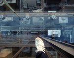 Chicago - Willis Tower Glasbalkon by Ralf Mayer