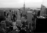 New York City from Top of the Rocks by Ralf Mayer