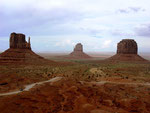 Monument Valley - Arizona by Ralf Mayer