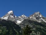 Bergformation - Grand Teton Nationalpark - Wyoming by Ralf Mayer