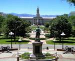 Capitol Denver  - Colorado  by Ralf Mayer