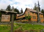 National Park Inn Hotel - Mount Rainier N.P. - Washington State by Ralf Mayer