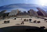 Chicago - Millenium Park - The Bean- by Ralf Mayer