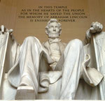 Lincoln Memorial - Washington D.C. by Ralf Mayer