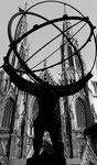 St. Patrick's Cathedral - NYC 2009 by Ralf Mayer