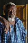 Ousmane Sow, artiste plasticien. Livre Dakar l'Insoumise, Edition Autrement