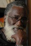 Abasse Ndione, romancier. Livre Dakar l'Insoumise, Edition Autrement
