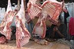Ville Dakar, le boucher. Livre Dakar l'Insoumise, Edition Autrement