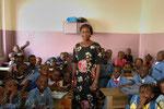 Ville Dakar, classe primaire. Livre Dakar l'Insoumise, Edition Autrement