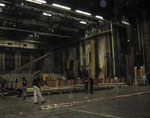 Behind the Stage of the State Opera