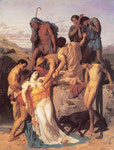 Zenobia Found by Shepherds on the Banks of the Araxes