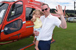 AS 350, HB-ZPF, Rundflugtage Rohrbach stellt aus, Pilot Philipp Walker