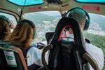 Elite Flights, AS 350 B2 Ecureuil, HB-ZPF, Rundflugtag Gewerbeausstellung UNDOB 2019, Obersiggenthal, Inside View