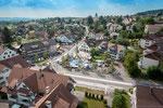 Elite Flights, Rundflugtage Dorffest Russikon 2018, Luftaufnahmen-min-min
