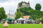 Rundflugtage Burgdorf, BUGA 2018, Schloss Burgdorf