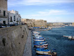 Hafen von Gallipoli