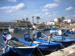 Hafen von Campomarino