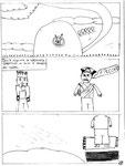 Sabirama contre le désert page 1 Bastien