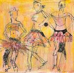 3 Tänzerinnen