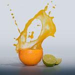 Orange vs. Limette