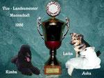 1996    Vize-Landesmeister Mannschaft