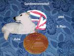 1998     Bronze Landesmeisterschaft