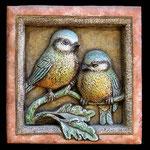 Uccellini . Birds