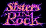 frau jenson, Logo für die Rockband 'fuzzy foam'