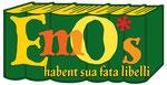 frau jenson, Logo für einen Online-Buchantiquariat