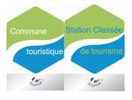 Communes et stations classées