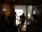 カフェ・ライブ1