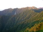 燕岳から大天井岳へ