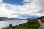 der berühmte Loch Ness - leider ohne Nessi