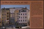 """Mur des Canuts"" 1997"